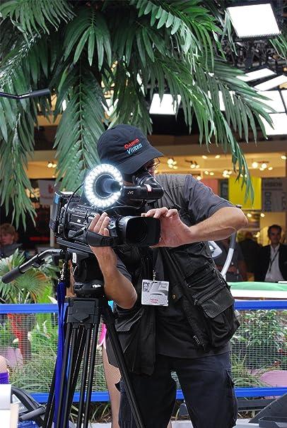 Rotolight Rl48 B Stealth Led Ringleuchte Kamera