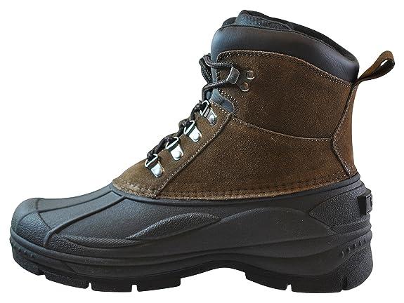 venta oficial precio bajo muy bonito Las mejores 8 botas de hombre resistentes a la nieve | El ...