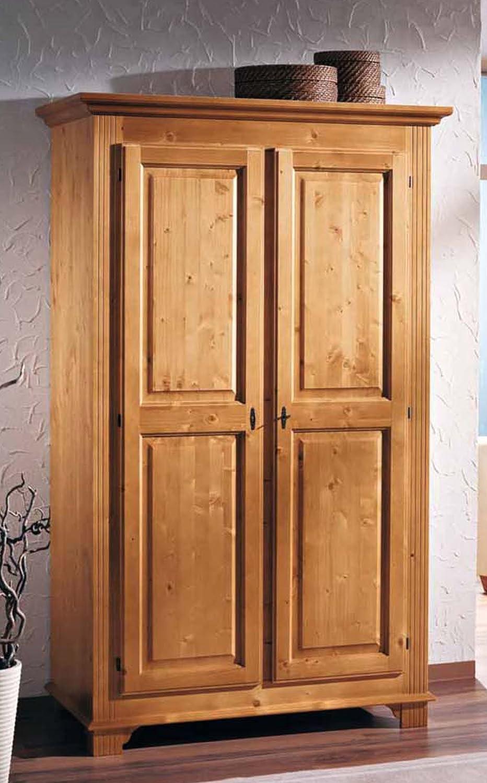 Gradel Schränke Schrank mit 1 Einlegeboden und 1 Kleiderstange in ...