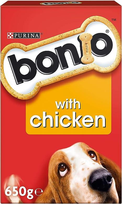 Image ofBonio Chicken 650 g, Pack of 5