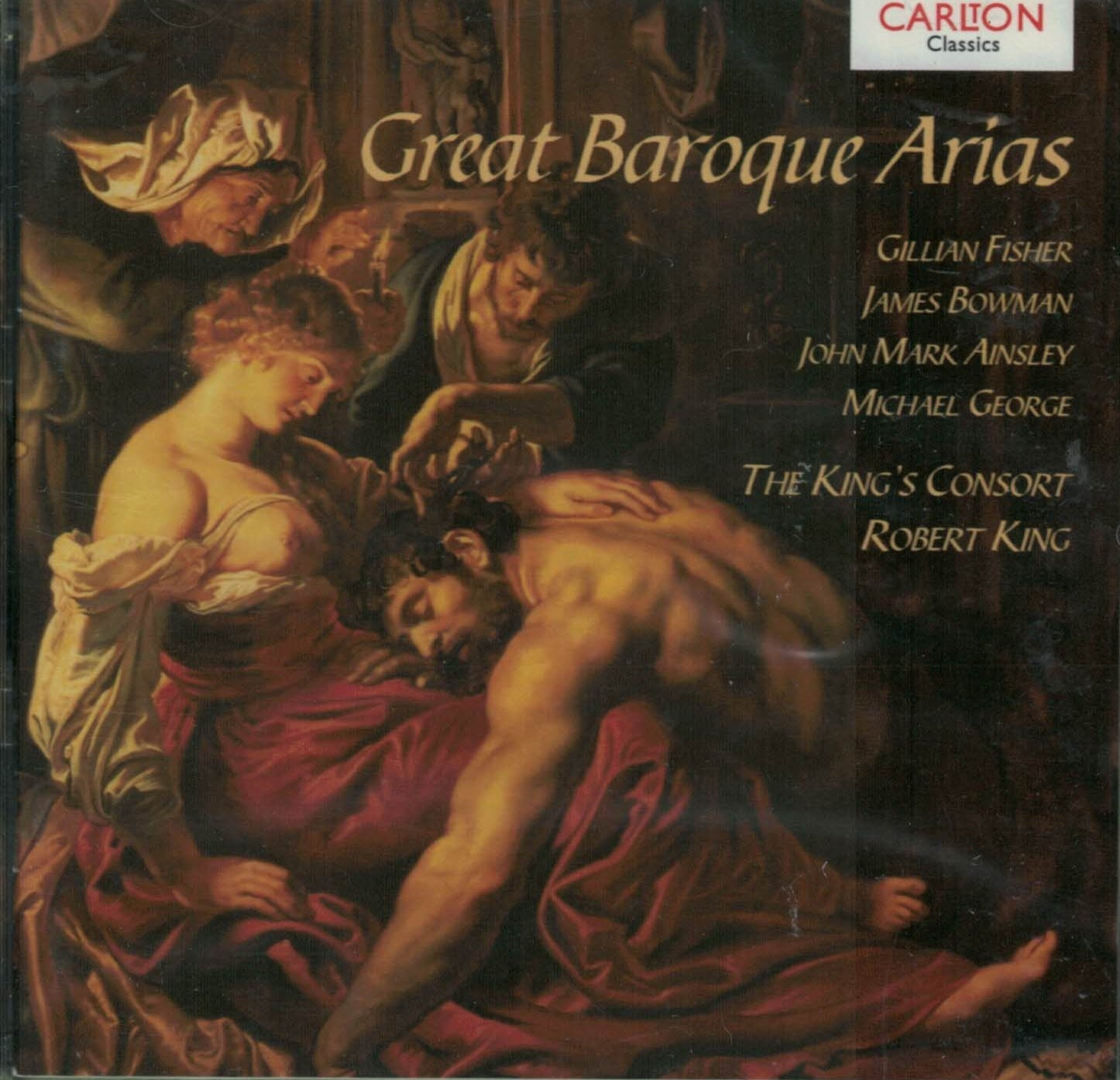 Great Baroque Arias