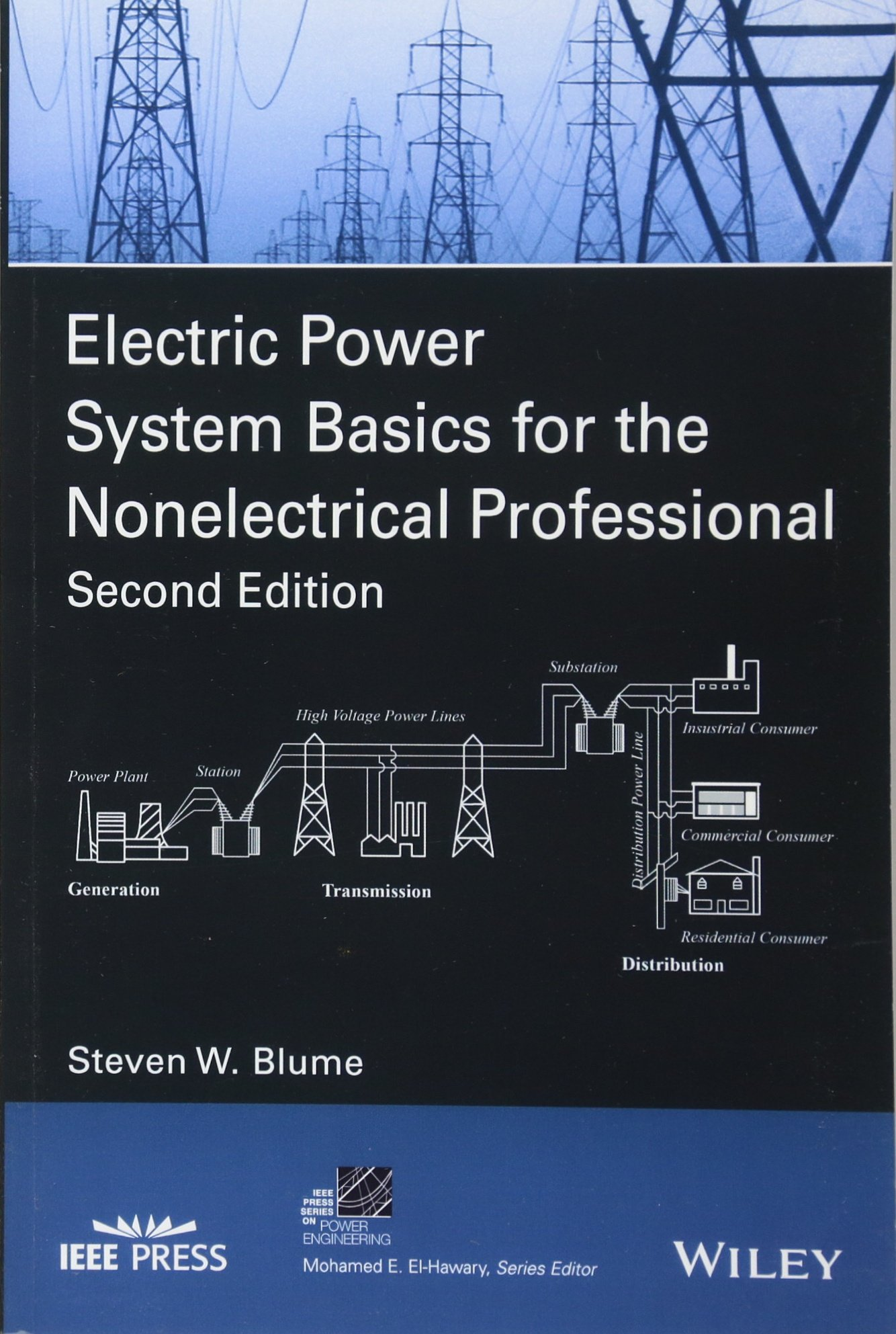 Electric Power System Basics for the Nonelectrical Professional ...