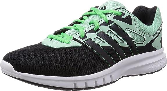 adidas Galaxy 2 W, Zapatillas para Mujer, Verde/Negro/Blanco, 40 2/3 EU: Amazon.es: Zapatos y complementos