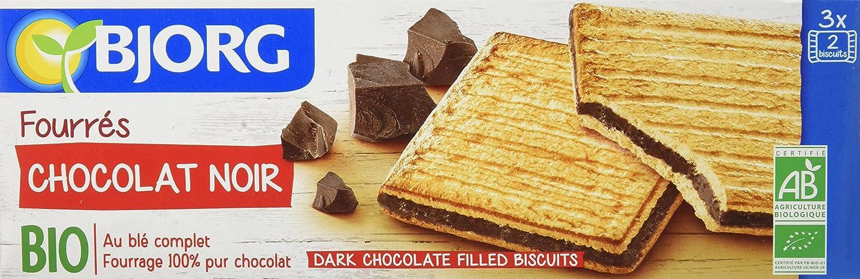 Bjorg Galletas con Relleno de Chocolate - Paquete de 14 x 150 gr - Total: 2100 gr: Amazon.es: Alimentación y bebidas