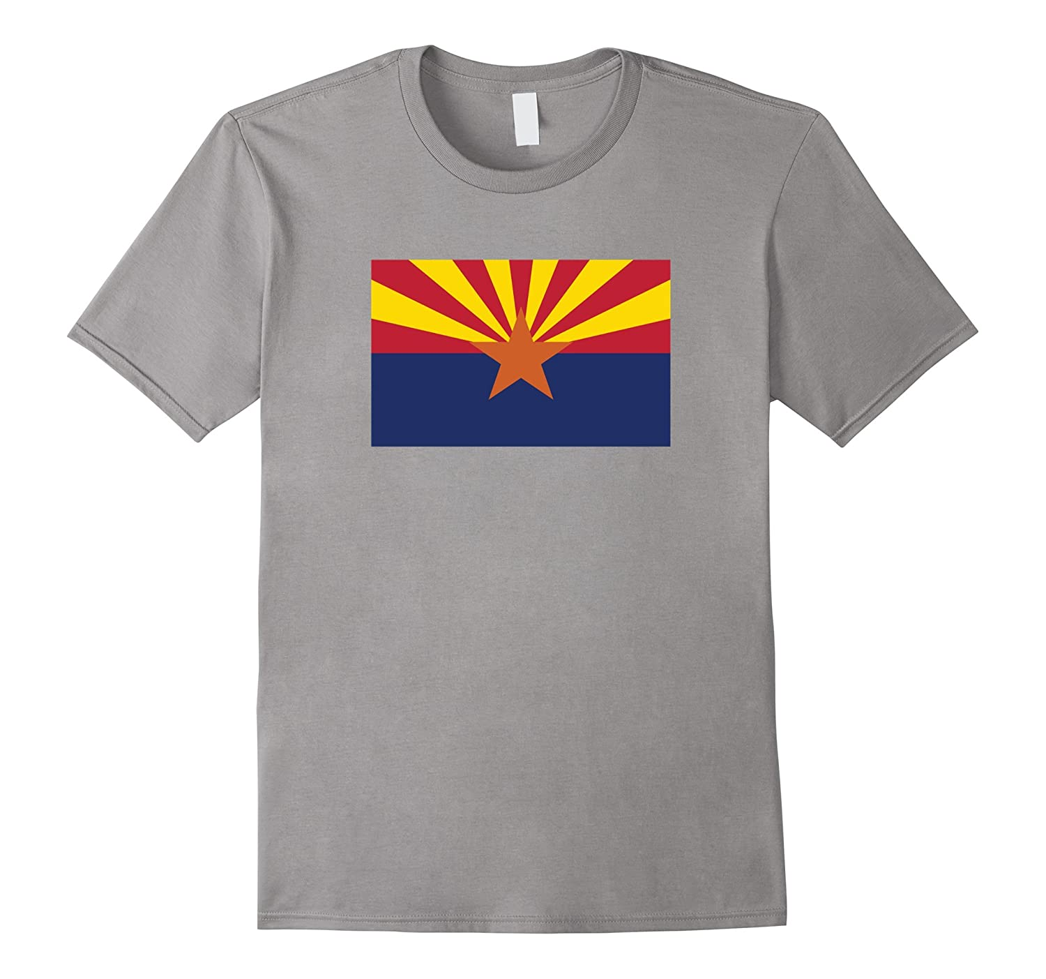 Arizona State Flag T-Shirt - Arizona Pride Tee AZ-BN