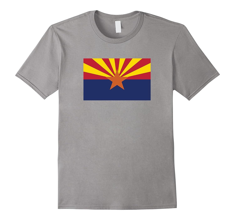 Arizona State Flag T-Shirt - Arizona Pride Tee AZ-BN