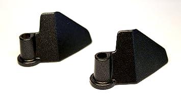 2 ganchos para amasar para Unold Back Meister/ – Panificadora (8600, 8690,