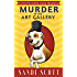 Murder in the Art Gallery: A Pet Portraits Cozy Mystery (Book 1)