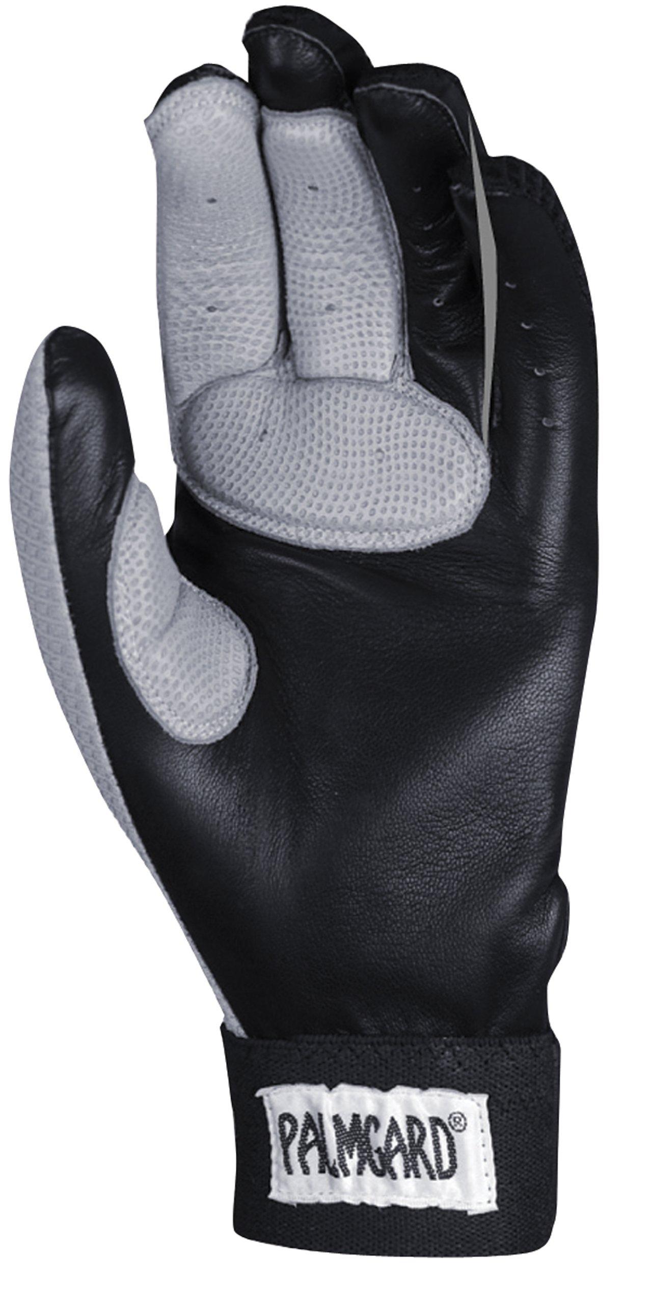 Markwort Palmgard Xtra Inner Glove, Black, Left Hand, Youth, Large by Markwort