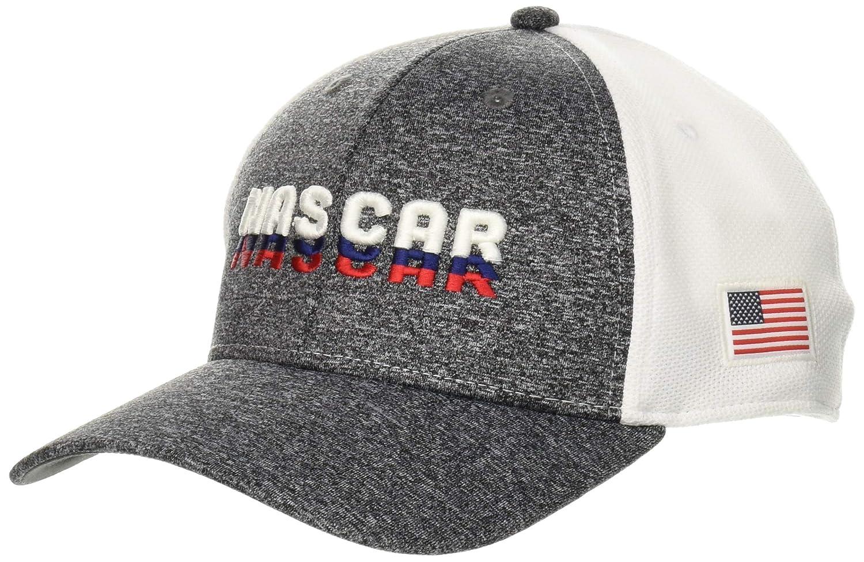 Ouray Sportswear NASCAR Mens Heather Performance Mesh Back Cap