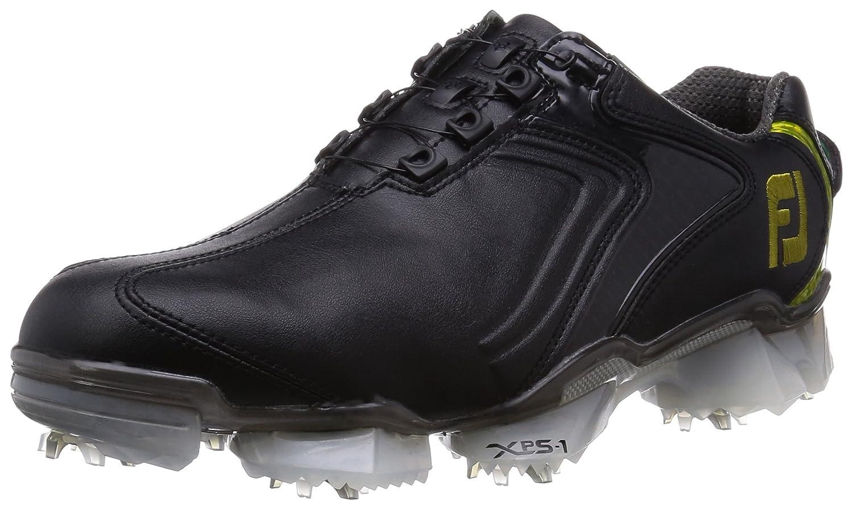 [フットジョイ] FootJoy ゴルフシューズ XPS-1Boa B013ODP7L6 26.5 cm Wide ブラック/ライム2015モデル