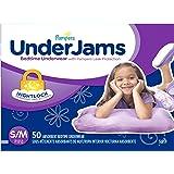 Pampers UnderJams Disposable Bedtime Underwear...