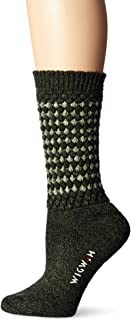 product image for Wigwam unisex-adult Jacy Lightweight Classic Casual Crew Socks