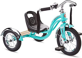Schwinn Roadster Teal Kids Tricycle