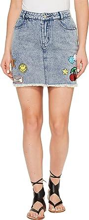 d78d1b8eb Brigitte Bailey Women's Dromond Denim Skirt Denim Skirt at Amazon ...
