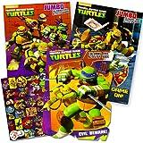 Amazon Com Teenage Mutant Ninja Turtles 3 Foot Floor
