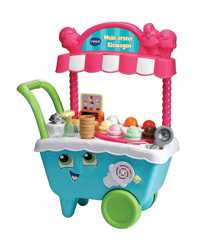 Eisdiele Spielzeug - Vtech Eiswagen mit Sound und Effekten