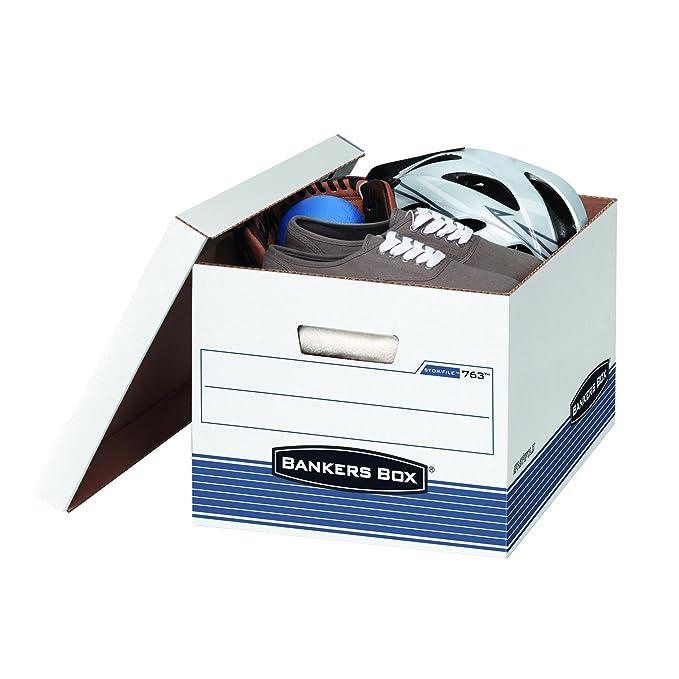 Amazon.com: Bankers Box - Cajas de almacenaje para ...