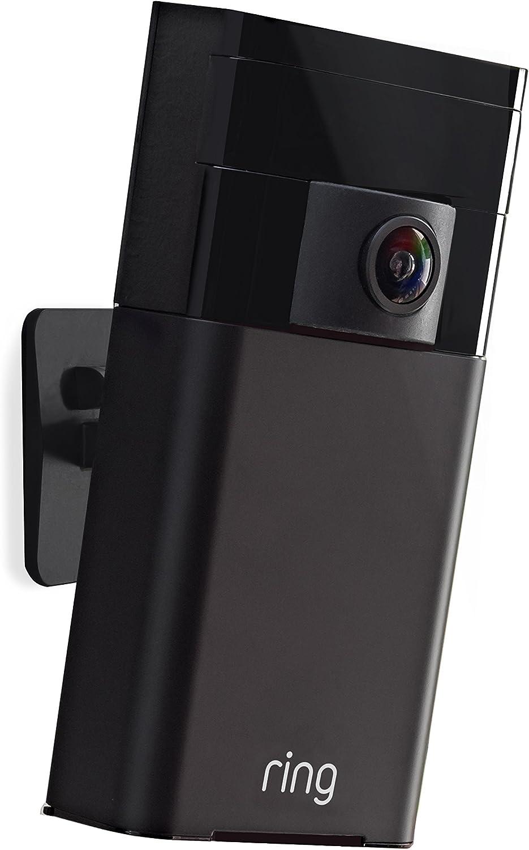 Ring 88sc000fc300 Stick Up Cam Wlan Überwachungskamera Samt Bewegungserkennung Batteriebetrieben Baumarkt
