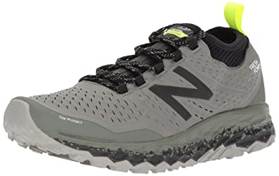 104b50bfeee11 New Balance Men's Fresh Foam Hierro v3 Trail Running Shoes, Military  Foliage Green/Black