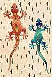 Toland Home Garden  Geckos 28 x 40-Inch Decorative USA-Produced House Flag