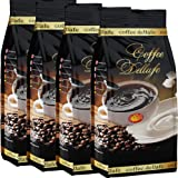 Coffee Dellafe Original Blend Beans 1kg - Evenly Roasted Rich Flavour - Simply Delicious Premium Quality Aroma Providing Satisfying Taste