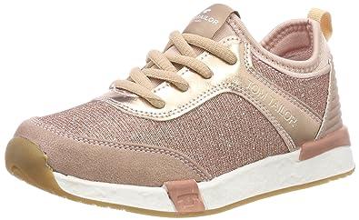 Tom Tailor Mädchen Sneaker 4870501 Rose 33 UCBaFCsR