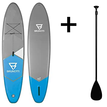 BRUNOTTI FAT Ferry 10.6 iSUP Stand Up Paddle Tabla de surf SUP Tablero de Paddel con