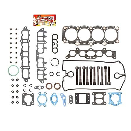 Amazon.com: 91-95 Toyota MR2 Celica Turbo 2.0 DOHC 3SGTE 16V Head Gasket Set Head Bolts: Automotive