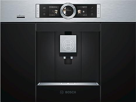 Bosch CTL636ES6 Integrado Totalmente automática Máquina espresso 2.4L Negro, Acero inoxidable - Cafetera (