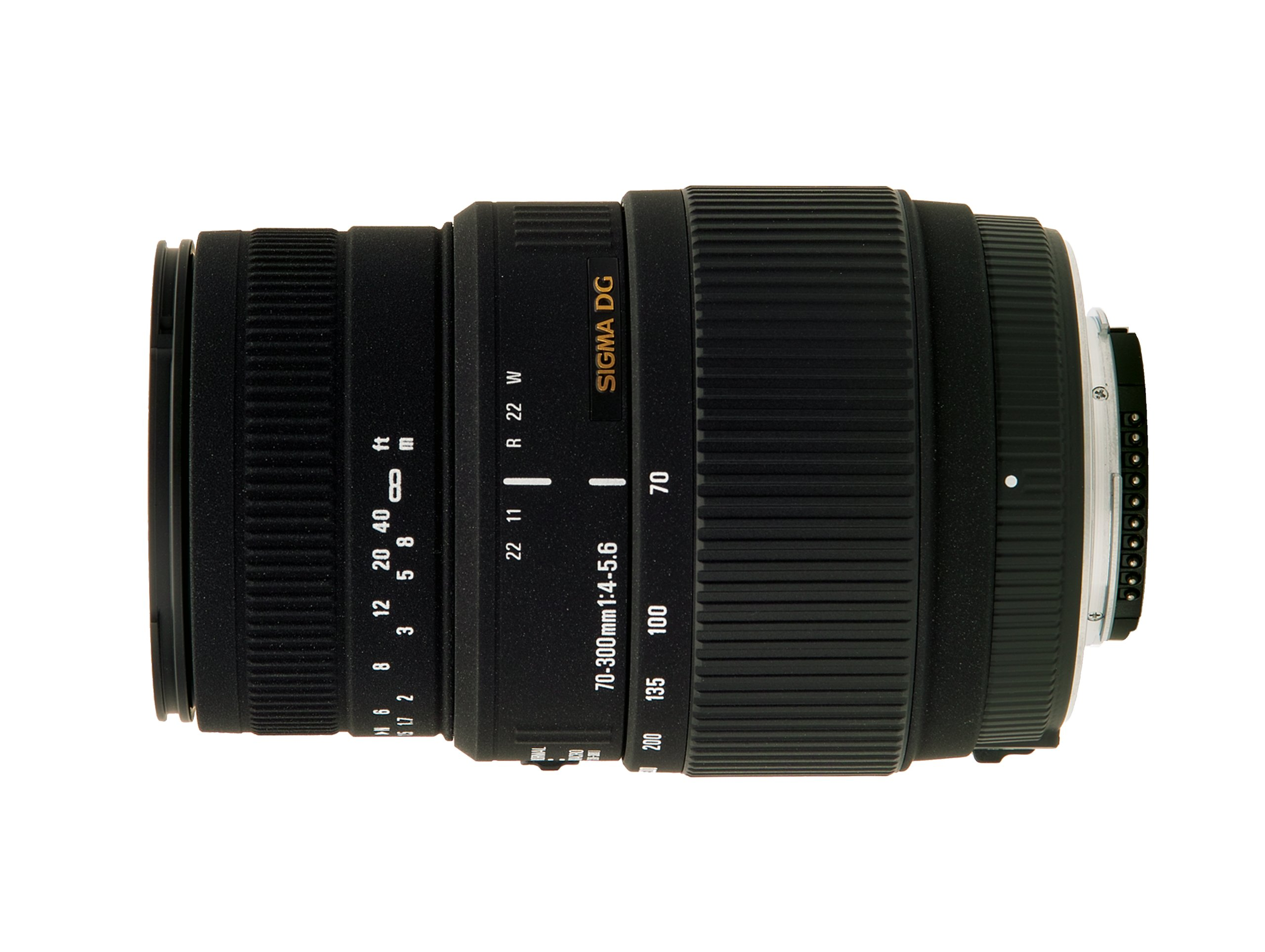 Sigma 70-300mm f/4-5.6 DG Macro Motorized Telephoto Zoom Lens for Nikon Digital SLR Cameras by Sigma (Image #4)