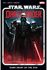 Star Wars: Darth Vader by Greg Pak Vol. 1: Dark Heart Of The Sith (Star Wars: Darth Vader (2020-)) Kindle Edition