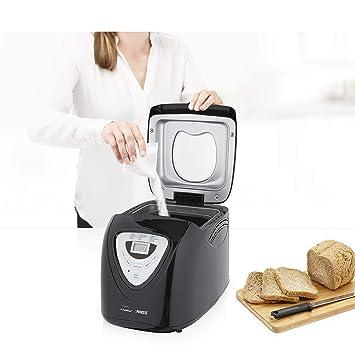 Princess 152009 - Panificadora completamente automática; óptimo para dietas especiales y alergias, programa sin gluten, 15 programas digitales, ...