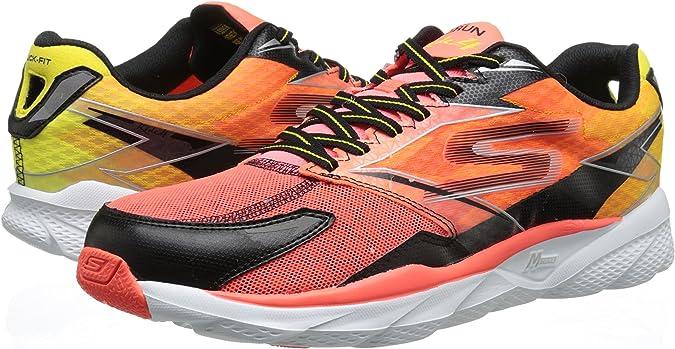 Skechers Go Run Ride 4 - Zapatillas de deporte para hombre ...