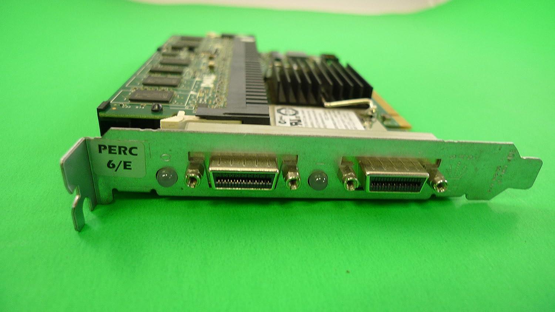 DELL 341-5898 Dell PERC 6e 6//E Dual Channel SAS 3415898 Serial Attached SCSI RAID Co