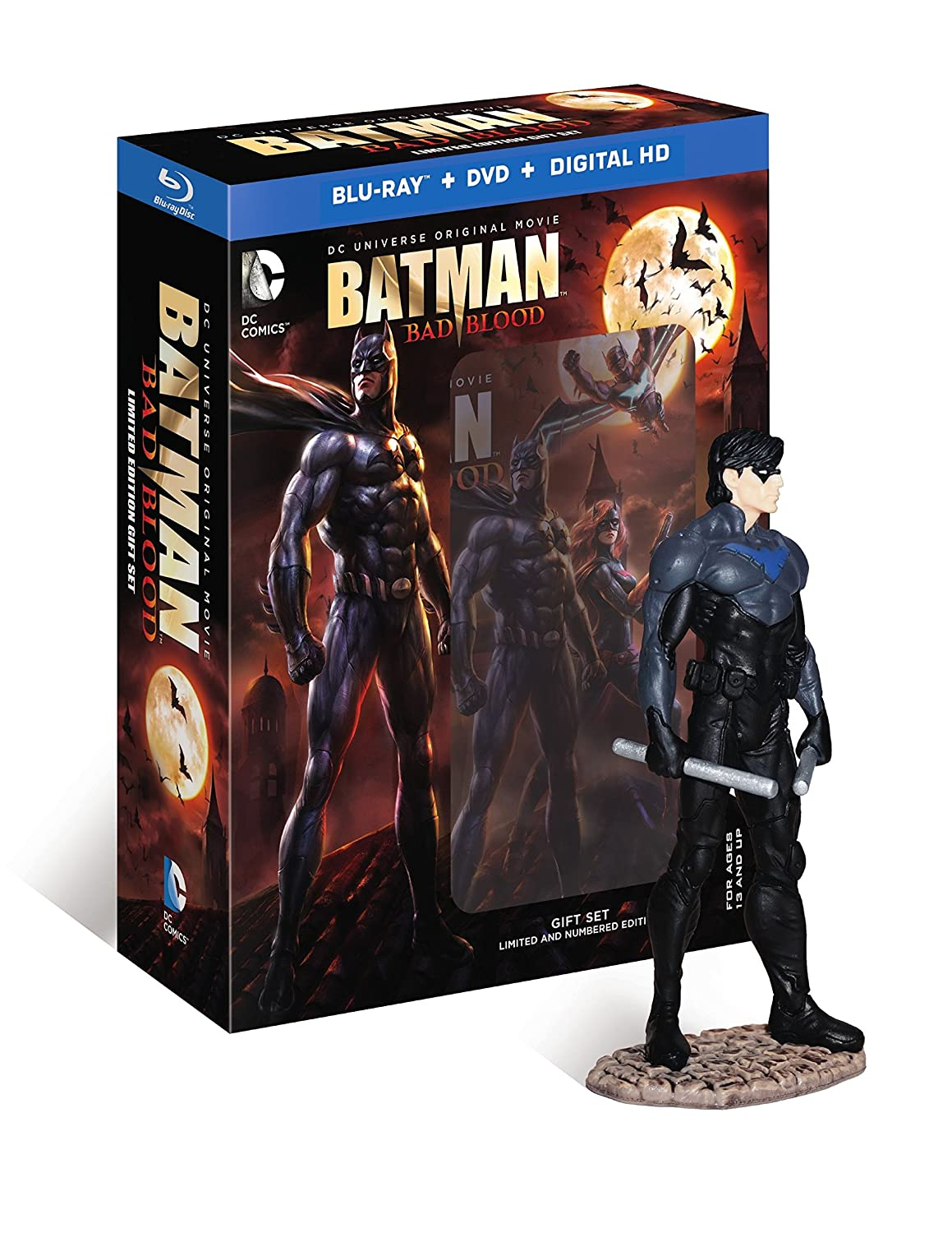 Batman: Bad Blood Edizione: Stati Uniti Italia Blu-ray ...