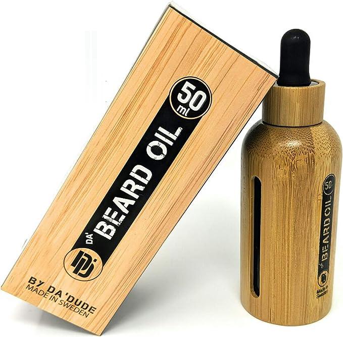 Da Dude Da Beard Oil Aceite para Barba Hombre - El secreto de ...