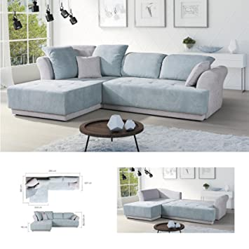 Unbekannt Bmf Pure Pastell Farben Moderner Eck Sofa Bett