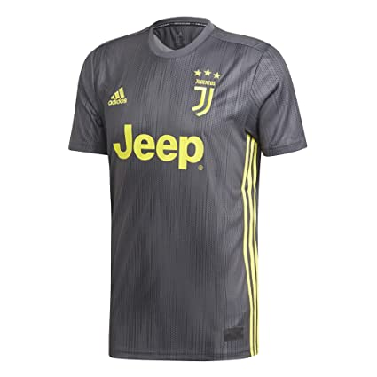 4e5c5d3ff Amazon.com   adidas 2018-2019 Juventus Third Football Soccer T-Shirt Jersey    Sports   Outdoors