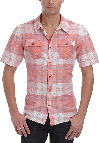 BILLABONG - Camisa para Hombre, tamaño L, Color Vintage Rojo ...