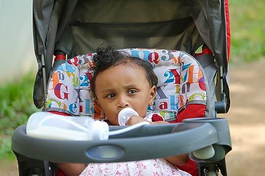 Lil Jumbl, el sistema de manos libres de alimentación para bebés, con su exclusivo flujo mejorado y patentado - Hecho a base de materiales 100 % libres de ...