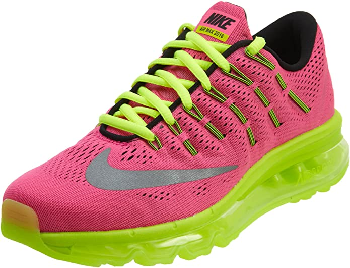 NIKE Air MAX 2016 (GS), Zapatillas de Running para Niñas: Amazon ...