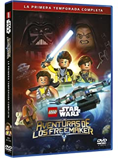 LEGO Star Wars: The Padawan Menace Blu-ray & Standard DVD Combo Pack with Young Han Solo Minifigure by Anthony Daniels: Amazon.es: Cine y Series TV