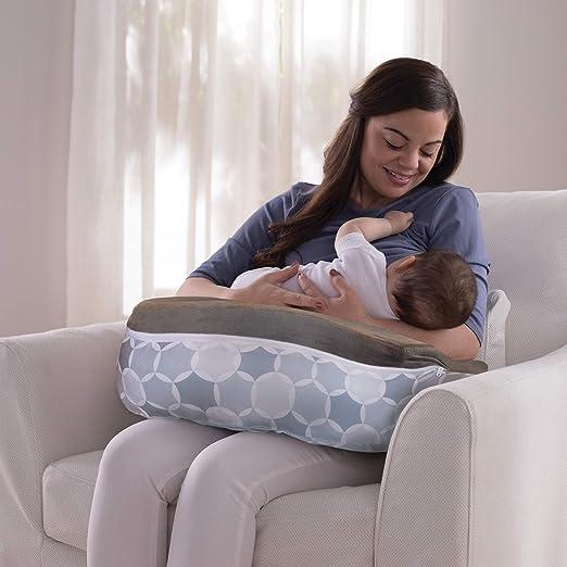 Amazon.com: Boppy Boppy - Almohada para lactancia materna ...