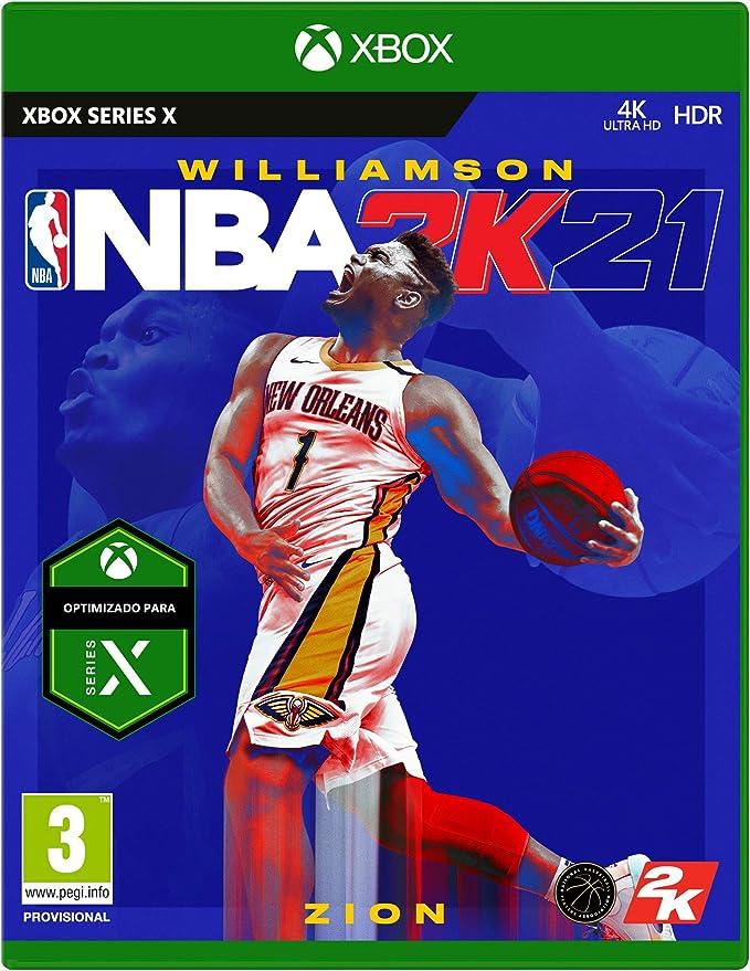 NBA 2k21- Playstation 5, Estándar Edition: Amazon.es: Videojuegos
