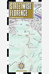 Streetwise Florence Map - Laminated City Center Street Map of Florence, Italy (Michelin Streetwise Maps) Map