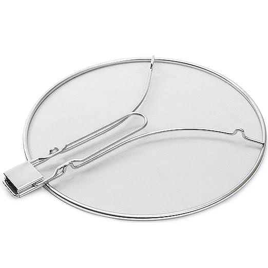 Protector de pantalla de salpicaduras cocina grasa: Grandes ...