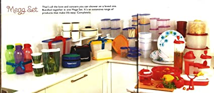 Buy Tupperware Mega Set For Your Home Online At Low Prices In India