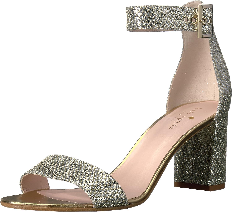 Kate Spade 5 ☆ very popular New York Women's Sandal Opening large release sale Heeled Antonella Too