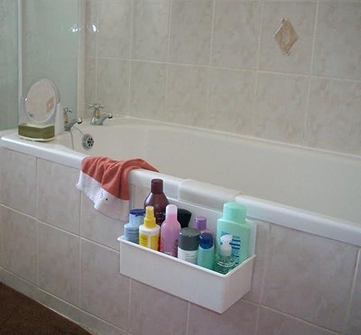 4 opinioni per Bath Caddy-142846-Mensola per vasca da bagno